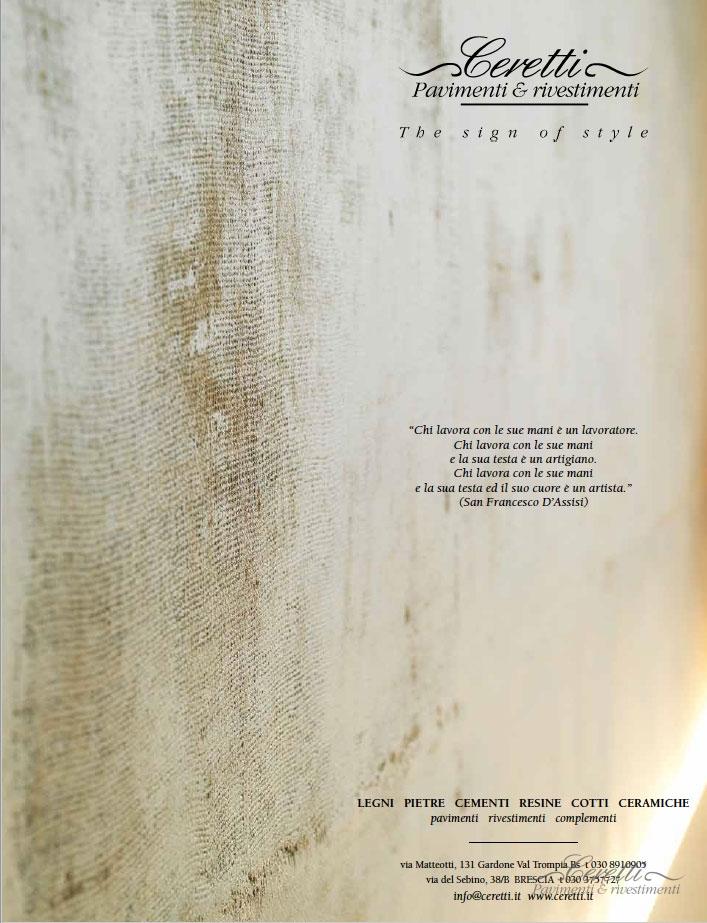 Articolo su rivista Ceretti
