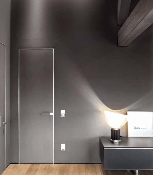 Lampada Flos su parete Ceretti